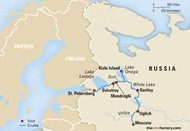 Click here for Collette Vacations RUSSIAN RIVER CRUISES